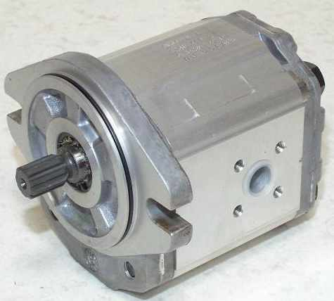 distributeur hydraulique manuel